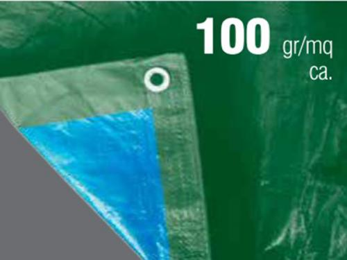 Tarpaulin BlueGreen